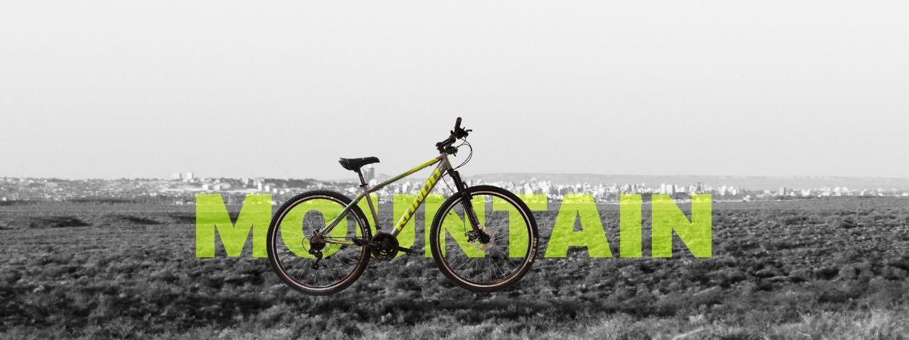 La bicicleta Kando llegó a Kando para la felicidad de Kando